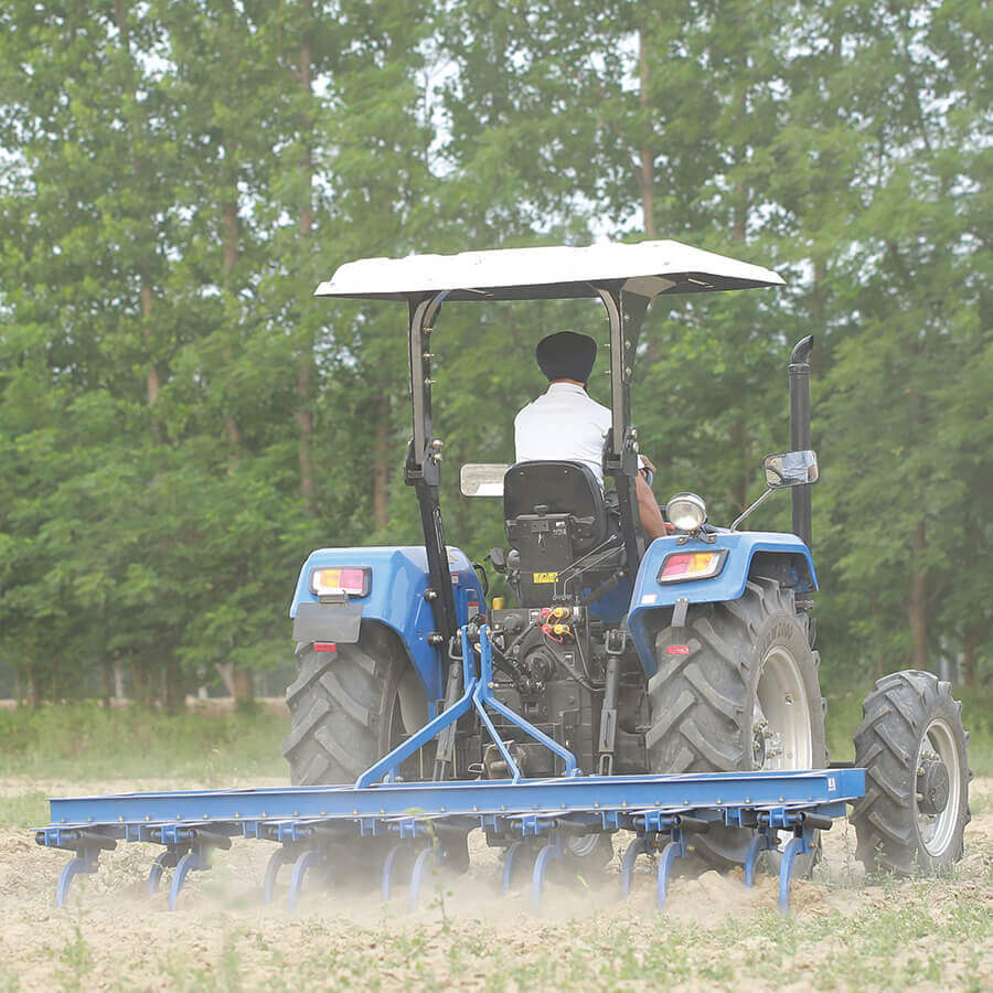 Cultivator Spring Loaded Type
