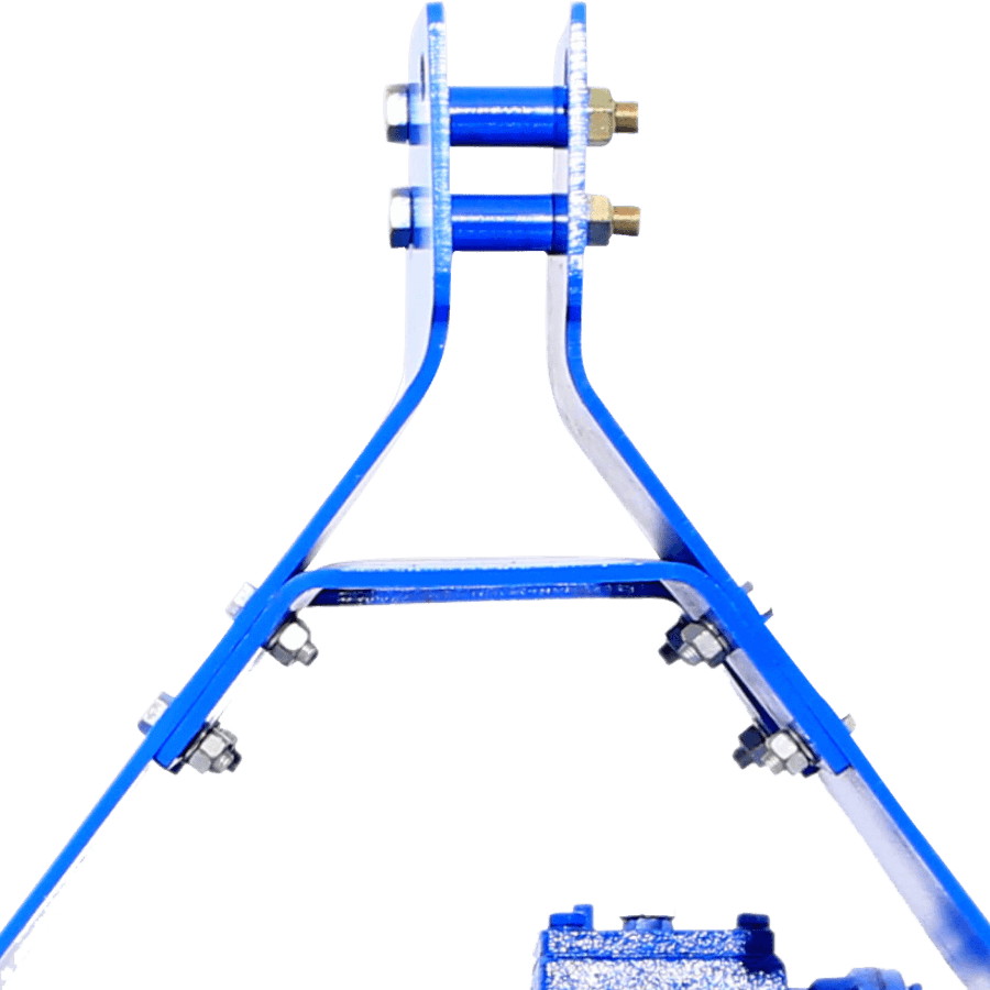 Heavy duty TPL for easy attach an detach with tractor