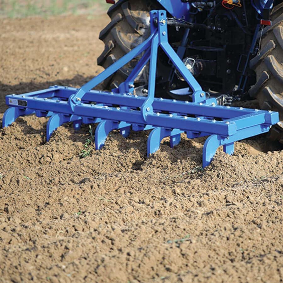 Cultivator Mini Spring Loaded