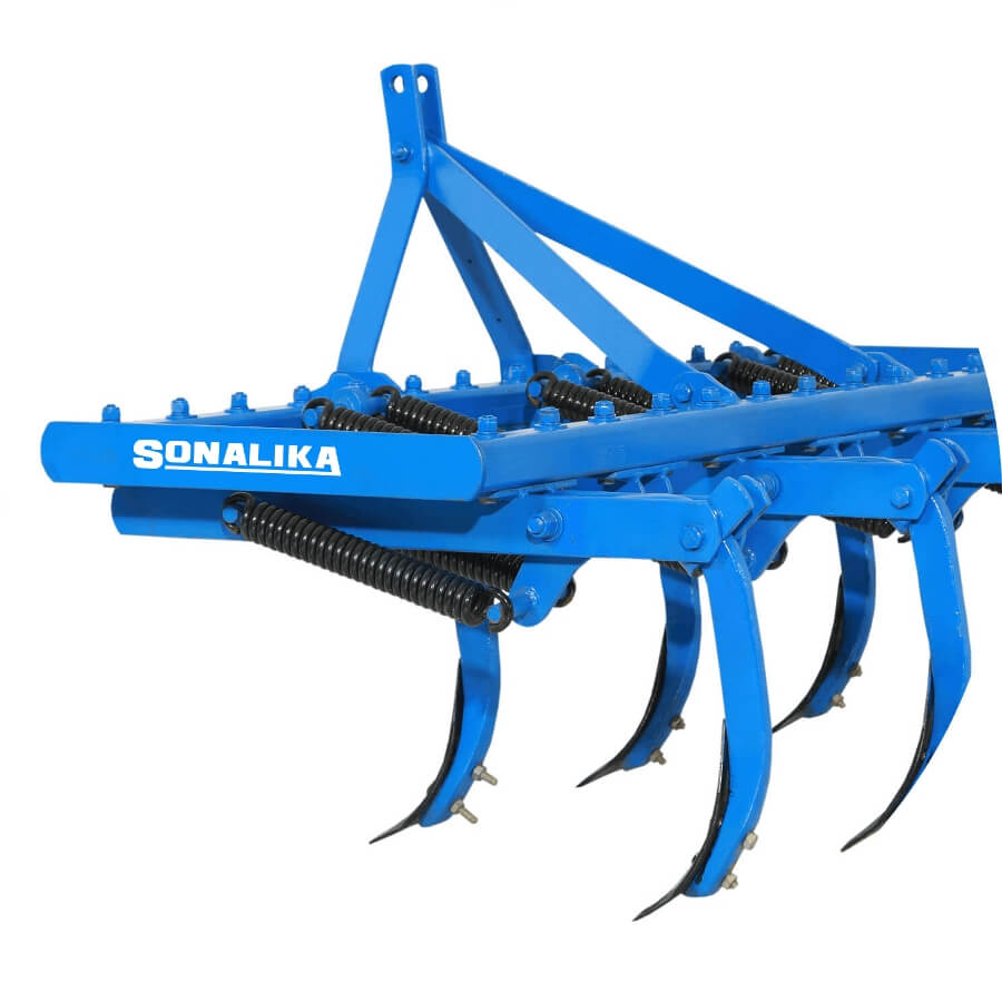 Cultivator Rigid Spring Loaded