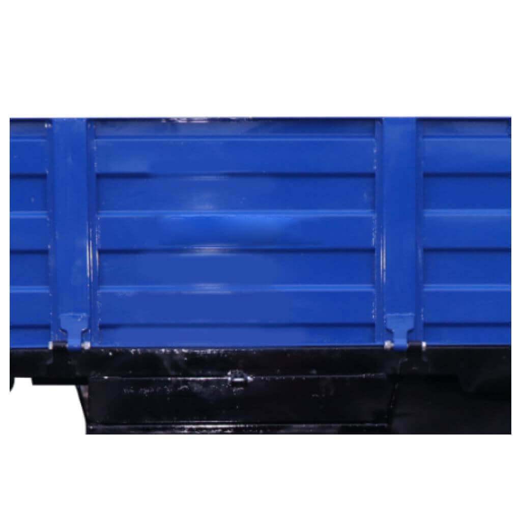 Corrugated sheet for better strength