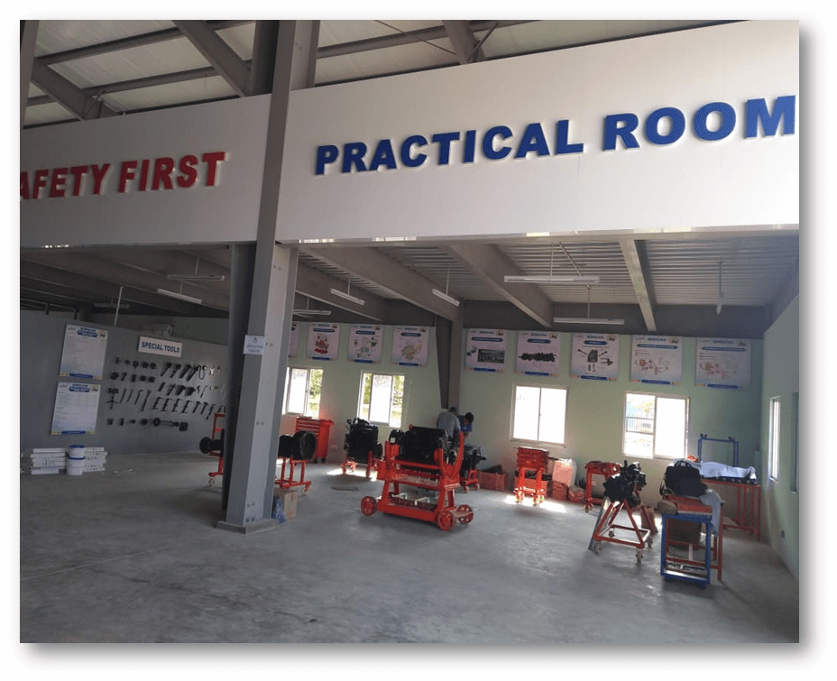 Myanmar Training centre