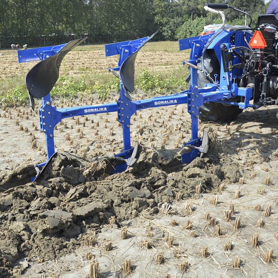 Reversible MB Plough