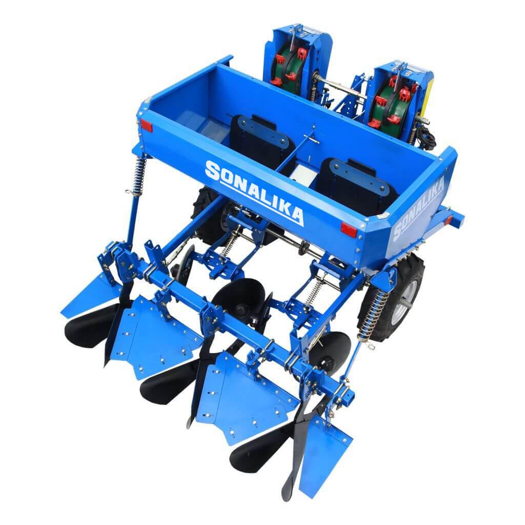 Automatic Potato Planter