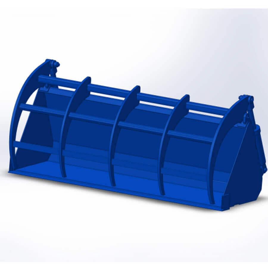 Grabber Bucket